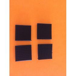 Fixation Starlane par 4 Velcro autocollant  Frais de port offert