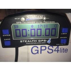 Chrono Starlane GPS4 LITE  complètement programmé,frais de port en recommandé OFFERT(15€)  et programmation (30€) offerte.Dimensions : 90 mm x 45 mm x 18 mm